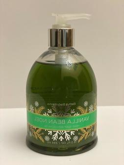 1 Bath & Body Works Snowflakes & Lemons Hand Soap with Olive