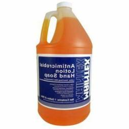 1 gallon antimicrobial hand soap with lotion