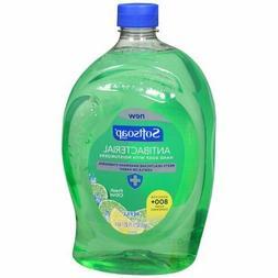 1- LARGE 50oz SOFTSOAP HAND SOAP REFILL Fresh Citrus