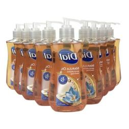 10 Bottles Dial Miracle Oil Liquid Hand Soap Marula Oil7.5