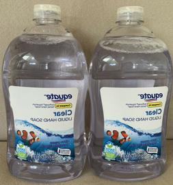 Equate Clear Liquid HAND SOAP Wash Dermatologist Tested Para