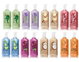 2 Bath and Body Works Creamy Luxe Hand Soap Set 8 fl oz Each