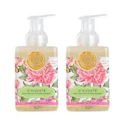2 Michel Design Works Foaming Hand Soap with Shea Butter and
