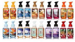 2 Bath and Body Works Gentle Foaming Hand Soap Set Autumn Wi