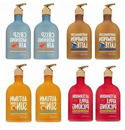 2 Pack Bath & Body Works Nourishing Hand Soap Set - You Choo