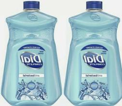 2 Dial Complete Antibact Liquid Hand Soap 52oz Refill Spring
