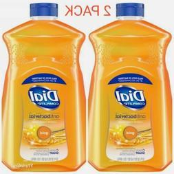 2 Dial Complete Gold Antibact Liquid Hand Soap Refill 52oz x