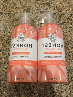 The Honest Company Grapefruit Grove Hand Soap Gel 12oz
