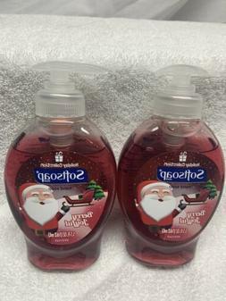 2 Softsoap Holiday Collection Merry Citrus, Berry Joyful, Mi