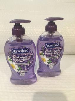 2 Softsoap Kitchen Fresh Hands AntiBacterial Soap Lavender C
