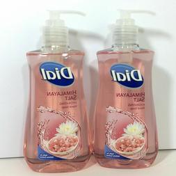 2 Pack Dial Himalayan Salt Hydrating Liquid Pump Hand Soap W