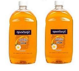 2 Spa Soap Disinfectant Liquid Hand Soap Refill Bottles 32 o