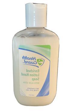 Bottles Health Guard Enriched Hand Soap