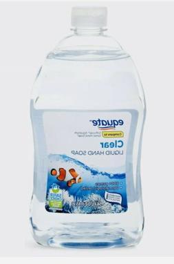 2X Equate Liquid Hand Soap Large 56 Fl Oz  Refill Milk & Hon