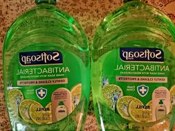 2x SOFTSOAP Liquid Hand Soap Refills - FRESH CITRUS  - FREE