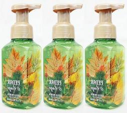 3 Bath & Body Works CEDAR & SAGE Gentle Foaming Hand Soap Wa