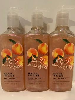 3 bath and body works deep cleansing hand soap, choose scent