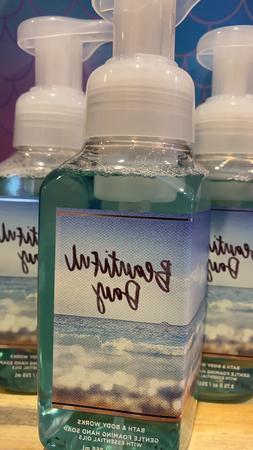 3 Bath & Body Works Gentle Foaming Hand Soap MARSHMALLOW FLU