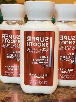 3 Bath & Body Works TOASTED VANILLA CHAI Gentle Exfoliating