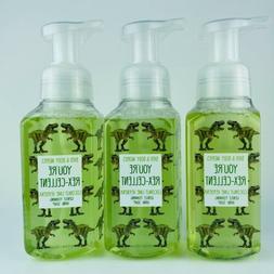 3 Bath & Body Works You're Rex-Cellent Coconut Lime Verbena