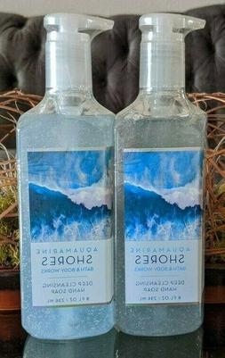 3 cans of Bath & Body Works HONOLULU SUN Gentle Foaming Hand