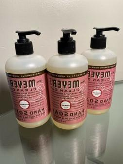 3 Ct. Mrs. Meyers Clean Day Hand Soap, Basil 12.5 oz