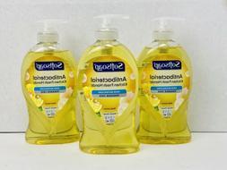3 Pack Softsoap Antibactrial Kitchen Fresh Zesty Lemon Hand