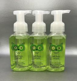 3 Piece Bath and Body Works COCONUT LIME VERBENA Foaming Han