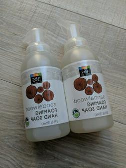 365 Everyday Value, Sandalwood Foaming Hand Soap, 12 Fl Oz