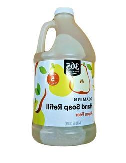 365 Whole Foods Anjou Pear Foaming Hand Soap 64oz  Value Siz