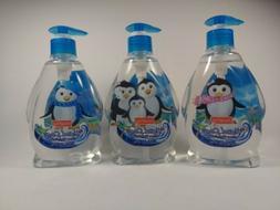 3D Sea Animal Series Liquid Hand Soap 12.5 fl oz Ocean Fresh