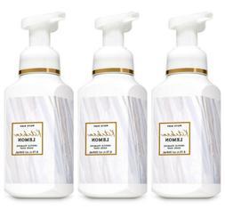 3X Kitchen Lemon Gentle Foaming Hand Soap 8.75 oz Bath & Bod
