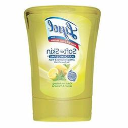 4 Pack Lysol Antibacterial Hand Soap No-Touch Refill Lemon &