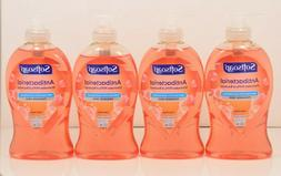 4 Softsoap Antibcterial Liquid Hand Soap Pump - Crisp Clean