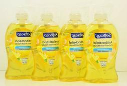 4 Softsoap Antibcterial Liquid Hand Soap Pump Zesty Lemon 11