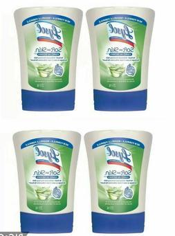 4 LYSOL No Touch HAND Soap Refills MOISTURIZING ALOE VERA &