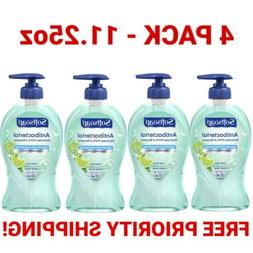 4 Pack Softsoap Antibact Liquid Hand Soap, Fresh Citrus 11.2