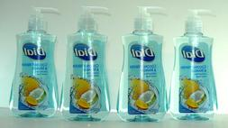 4-Pack Dial Liquid Hand Soap + Wash , 7.5 Fl Oz, 4 scents