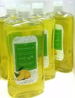 4pk Klar & Danver MEYER LEMON Refill Hand Soap w/Vitamin E 2