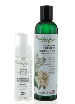 2X Crabtree & Evelyn Rosewater Bath & Shower Gel 16.9 oz Lux