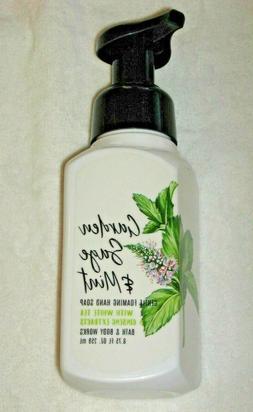 5 Bath & Body Works GARDEN SAGE & MINT Gentle Foaming Hand S