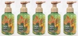 5 Bath & Body Works CEDAR & SAGE Gentle Foaming Hand Soap