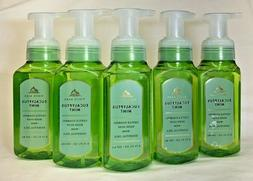 5 Eucalyptus Mint Gentle Foaming Hand Soap Bath & Body Works