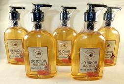 5 Fiji White Sands Monoi Oil Hand Soap Bath & Body Works 8 O