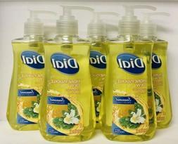 5 X Dial Honeysuckle Dew Hydrating Hand Soap Seasonal Collec