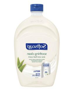 50 oz SOFTSOAP Soothing Clean Aloe Vera HAND SOAP REFILL Goo