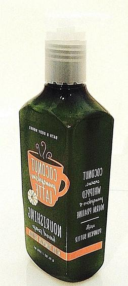 6 Pc Bath & Body Works Coconut Pumpkin Latte Nourishing Hand