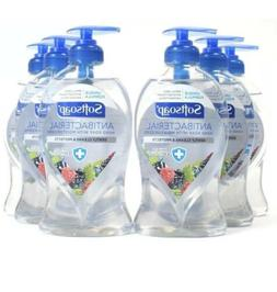 6 Softsoap Antibacterial Hand Soap With Moisturizers White T