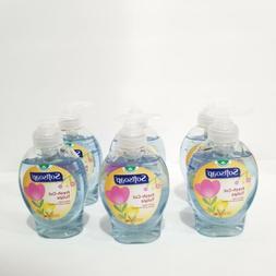 6 Bottles Softsoap 5.5 Oz Seasonal Scents Spring Fresh Cut T