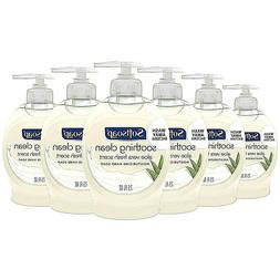 "Softsoap Liquid Hand Soap Aloe Vera 7.5oz ""Wash Away Germs"""